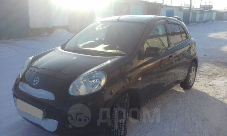 Nissan March, 2012 год, 345 000 руб.