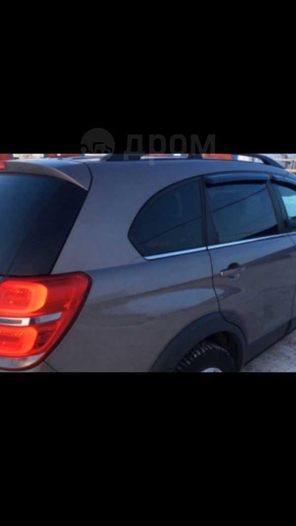 Chevrolet Captiva, 2014 год, 820 000 руб.
