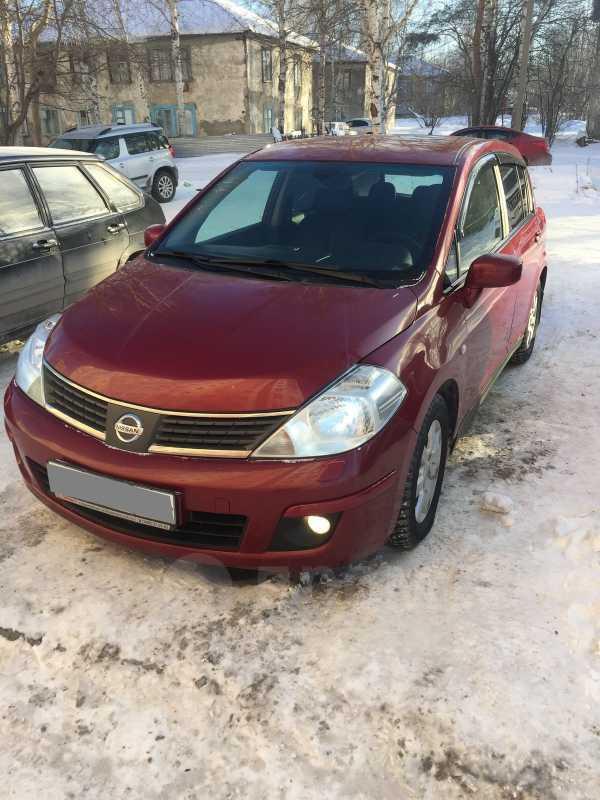 Nissan Tiida, 2008 год, 330 000 руб.