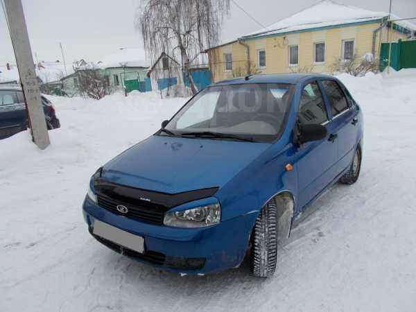Лада Калина, 2008 год, 155 000 руб.