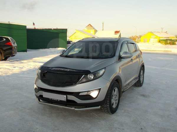 Kia Sportage, 2014 год, 1 050 000 руб.