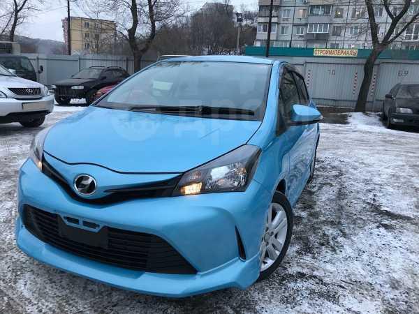 Toyota Vitz, 2014 год, 615 000 руб.