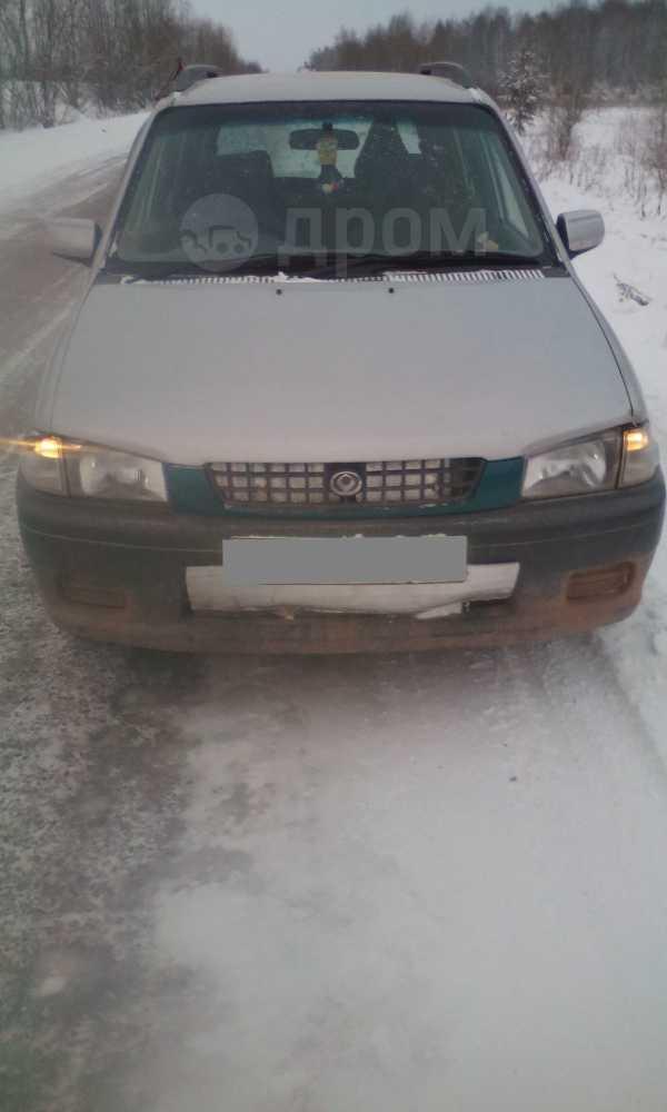 Mazda Demio, 1996 год, 110 000 руб.