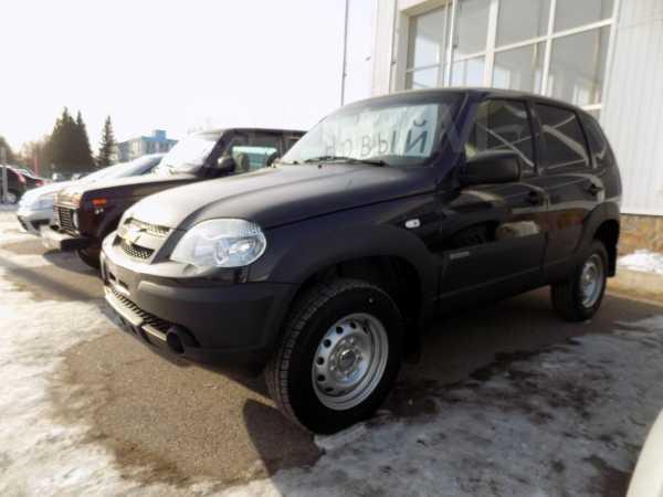 Chevrolet Niva, 2018 год, 631 000 руб.
