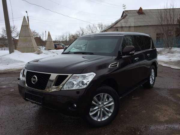 Nissan Patrol, 2013 год, 2 190 000 руб.
