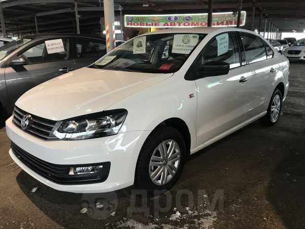 Volkswagen Polo, 2018 год, 663 000 руб.