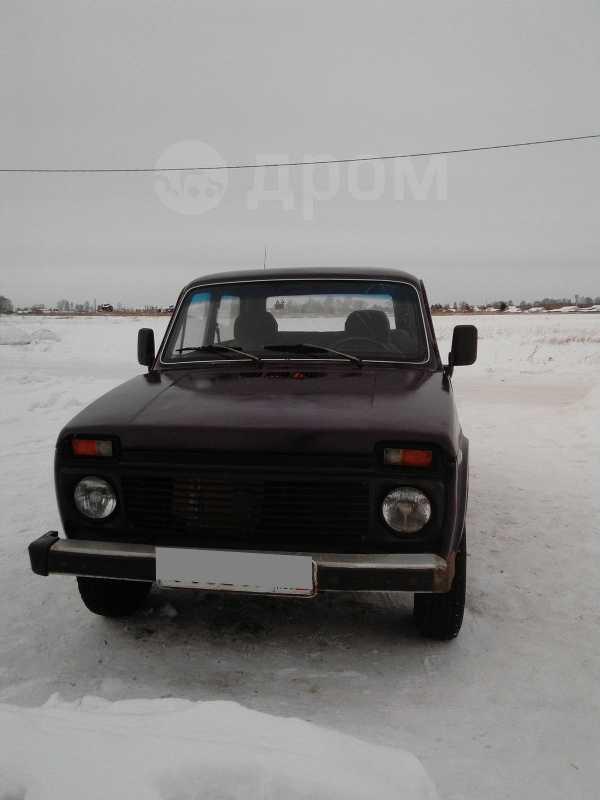Лада 4x4 2121 Нива, 1981 год, 70 000 руб.