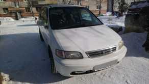 Honda Odyssey, 1998 г., Хабаровск
