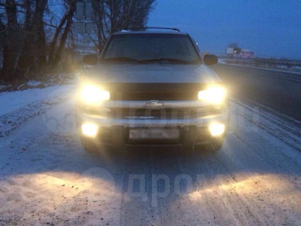 Chevrolet TrailBlazer, 2003 год, 465 000 руб.