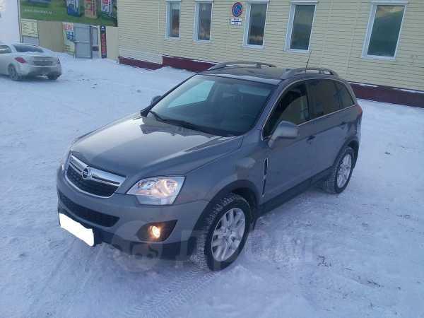 Opel Antara, 2012 год, 697 000 руб.