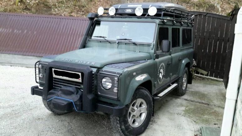 Land Rover Defender, 2012 год, 1 500 000 руб.