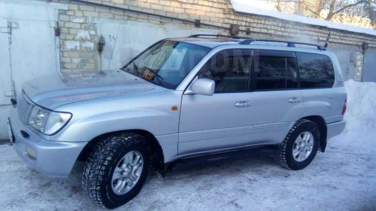 Toyota Land Cruiser, 2003 год, 995 000 руб.