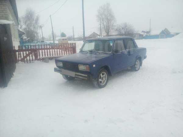 Лада 2105, 1995 год, 43 000 руб.