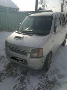 Suzuki Wagon R, 2000 г., Хабаровск