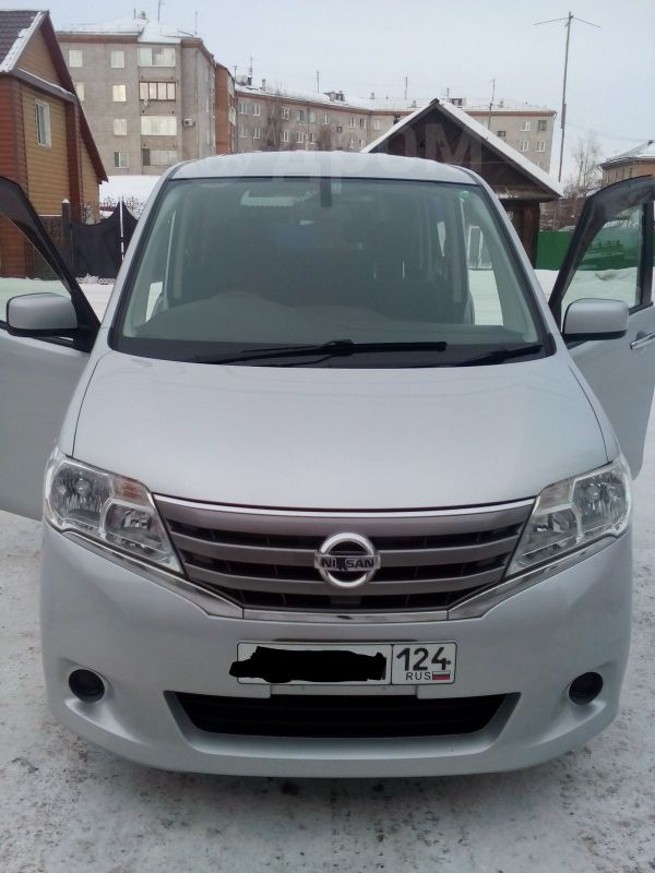 Nissan Serena, 2011 год, 810 000 руб.