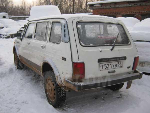 Лада 4x4 2131 Нива, 2004 год, 99 000 руб.