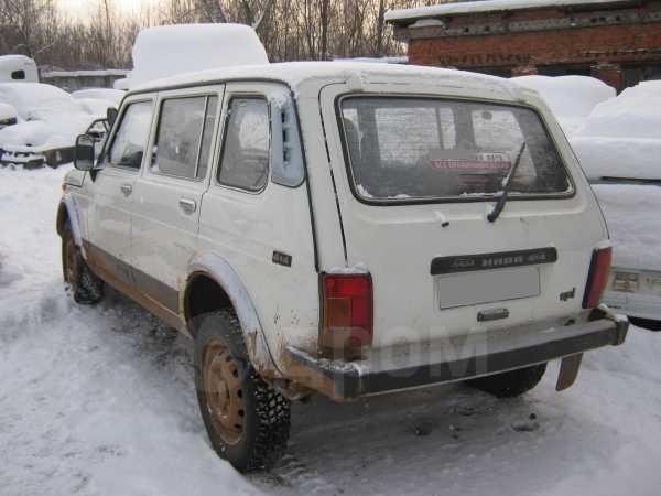 Лада 4x4 2131 Нива, 2004 год, 105 000 руб.