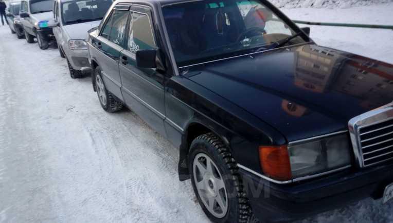 Mercedes-Benz 190, 1992 год, 125 000 руб.