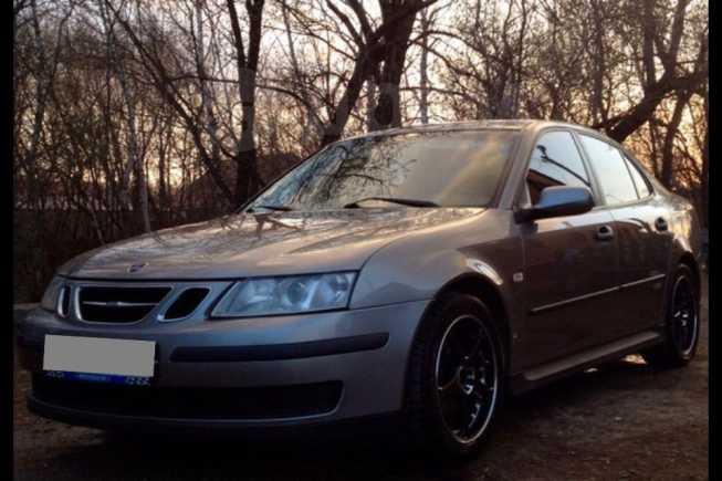 Saab 9-3, 2003 год, 320 000 руб.