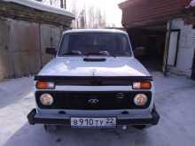 Горно-Алтайск 4x4 2121 Нива 2011