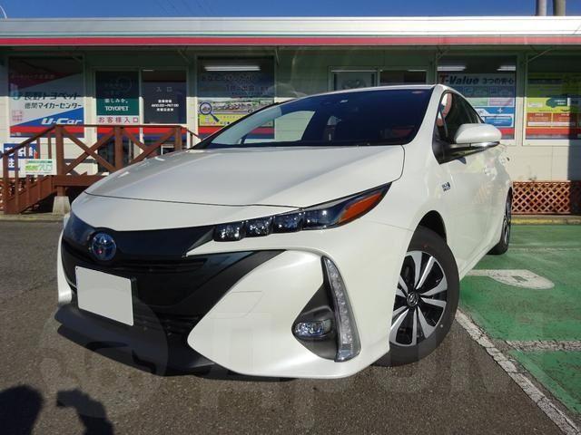 Toyota Prius Phv 2017 год 1 850 000 руб