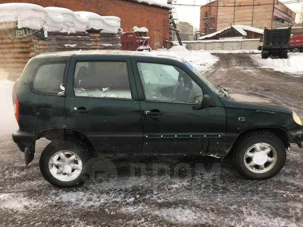 Chevrolet Niva, 2003 год, 89 000 руб.