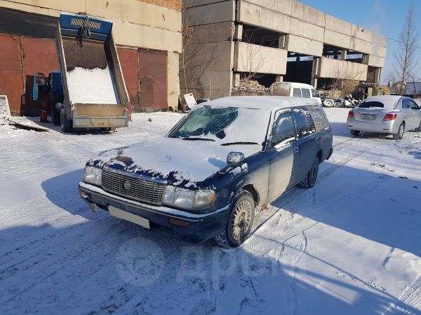 Toyota Crown, 1996 год, 85 000 руб.