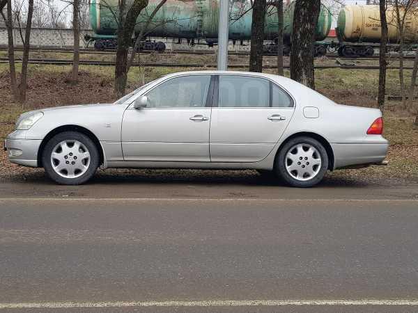 Lexus LS430, 2003 год, 505 000 руб.