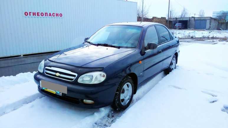 Chevrolet Lanos, 2007 год, 193 000 руб.