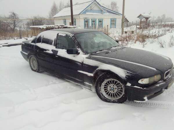 BMW 7-Series, 2000 год, 250 000 руб.