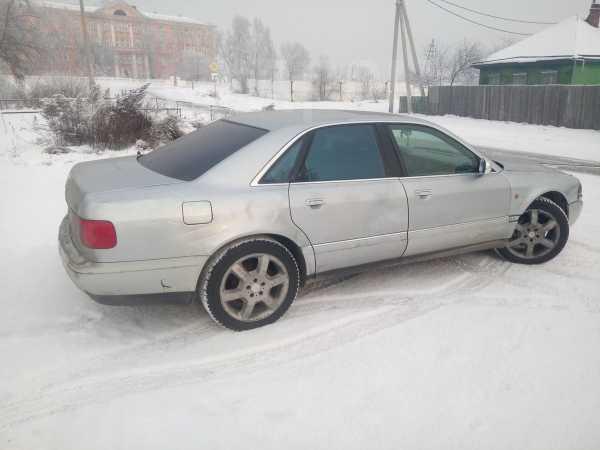 Audi A8, 1997 год, 155 000 руб.