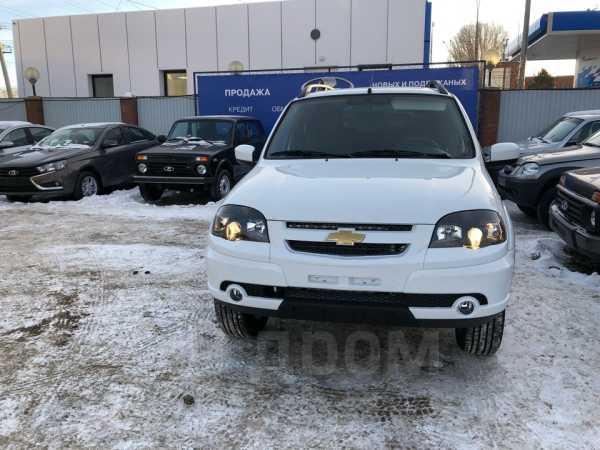 Chevrolet Niva, 2019 год, 680 000 руб.
