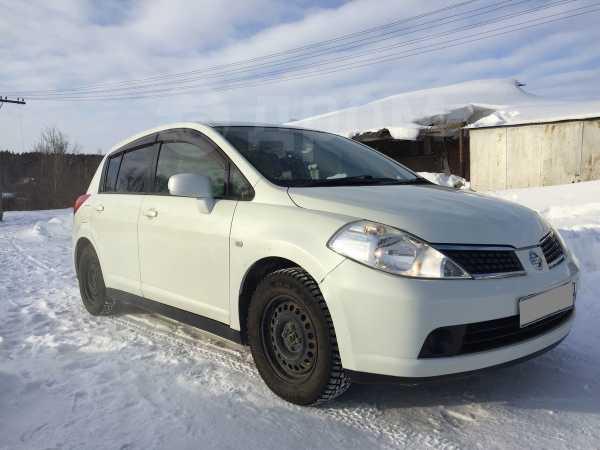 Nissan Tiida, 2005 год, 300 000 руб.