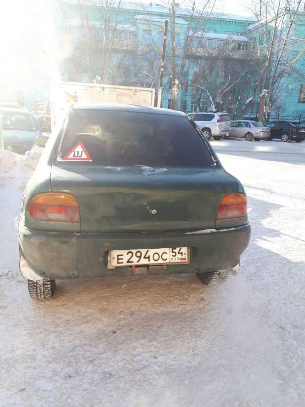Mazda Autozam Revue, 1992 год, 60 000 руб.