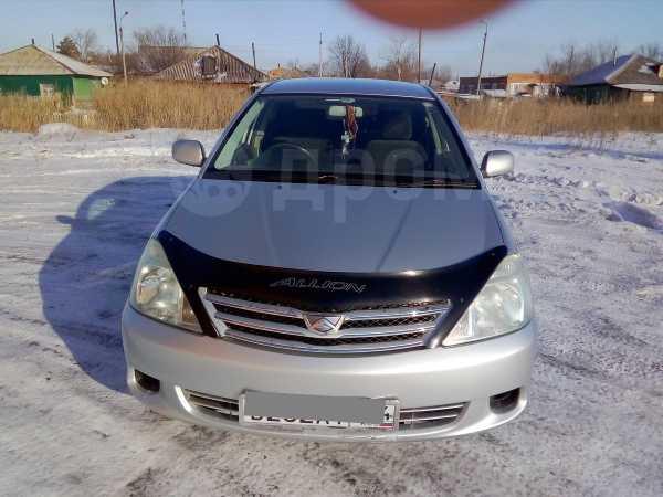 Toyota Allion, 2003 год, 407 000 руб.