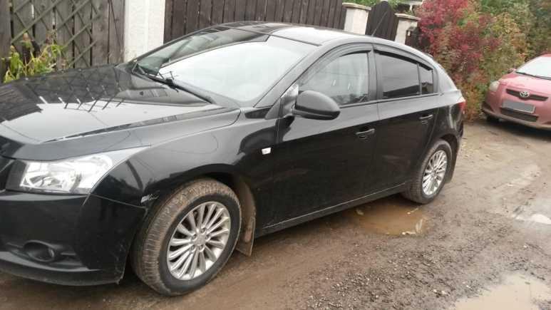 Chevrolet Cruze, 2014 год, 490 000 руб.