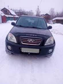 Новокузнецк Tiggo T11 2007