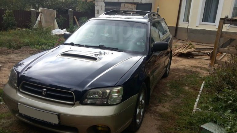 Subaru Outback, 2000 год, 450 000 руб.