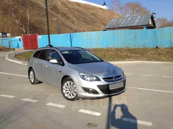Opel Astra, 2013 год, 542 345 руб.
