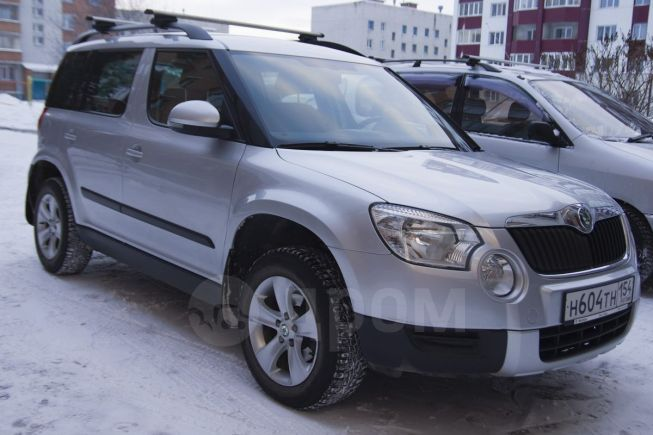 Skoda Yeti, 2013 год, 650 000 руб.