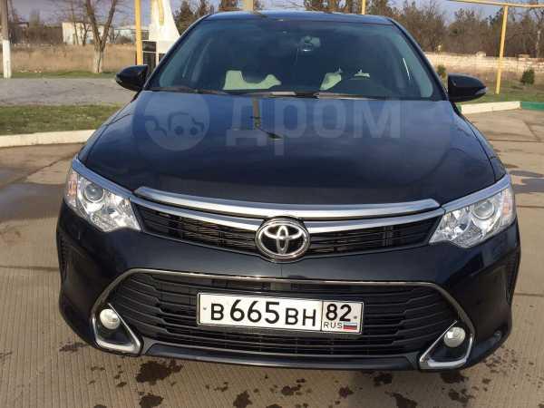 Toyota Camry, 2016 год, 1 375 000 руб.