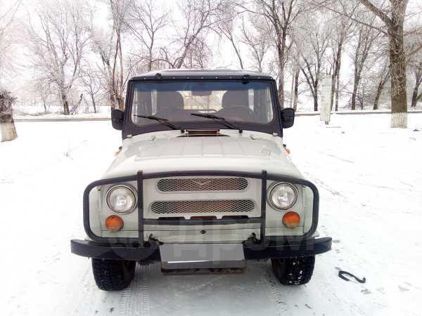 УАЗ 469, 2001 год, 165 000 руб.