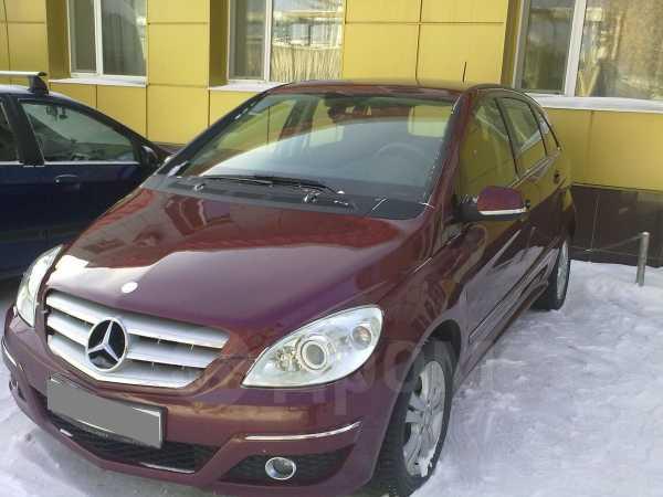 Mercedes-Benz B-Class, 2008 год, 495 000 руб.
