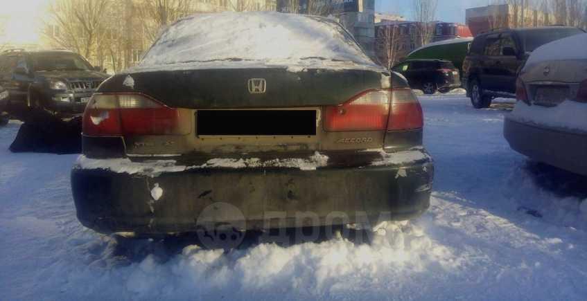 Honda Accord, 2001 год, 130 000 руб.