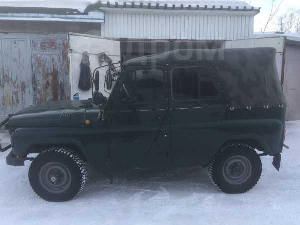 УАЗ 469, 1991 год, 115 000 руб.