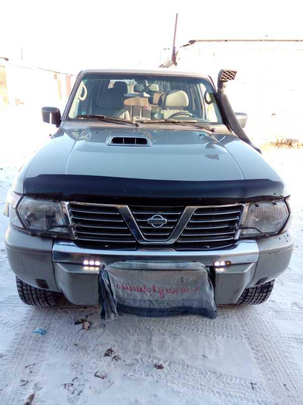 Nissan Patrol, 2002 год, 750 000 руб.