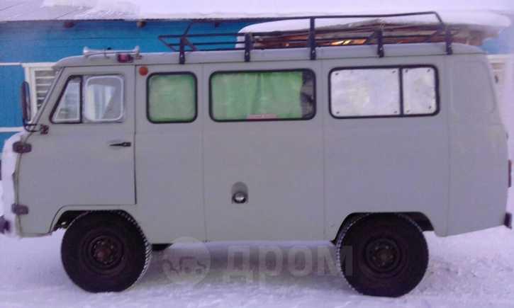 УАЗ Буханка, 2005 год, 240 000 руб.