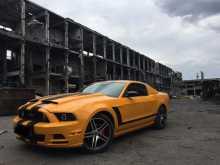 Барнаул Mustang 2013