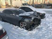 Челябинск Camaro 2011