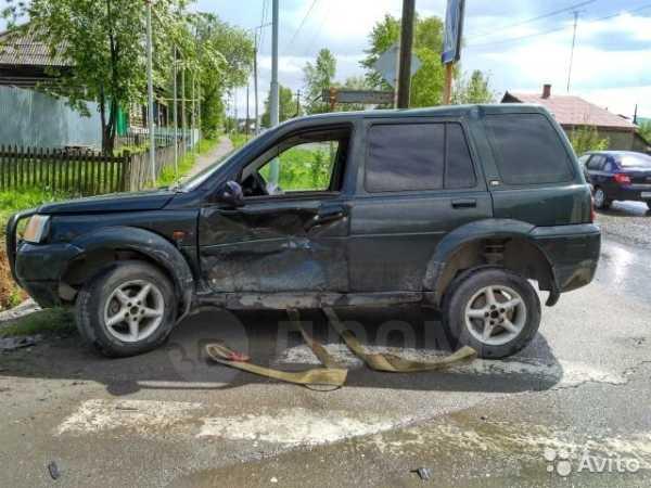 Land Rover Freelander, 1998 год, 110 000 руб.